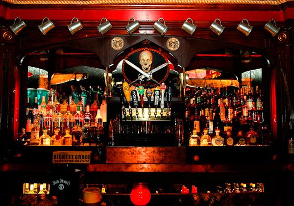 The Redwood Bar