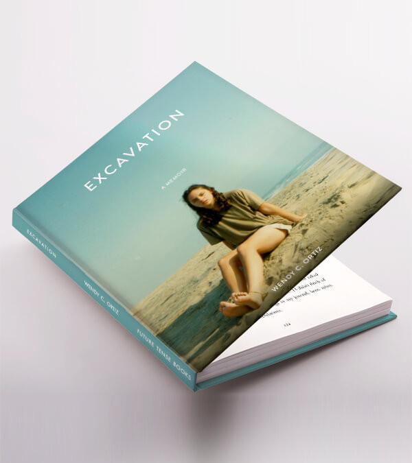 Excavation by Wendy C. Ortiz (Hardcover)