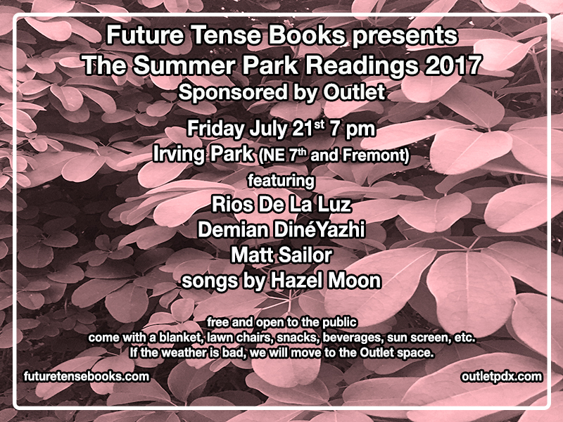 Summer Park Readings