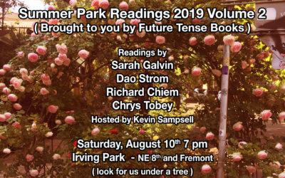 Summer Park Reading #2